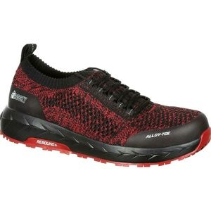 Rocky Work Knit LX Alloy Toe Athletic Work Shoe PT